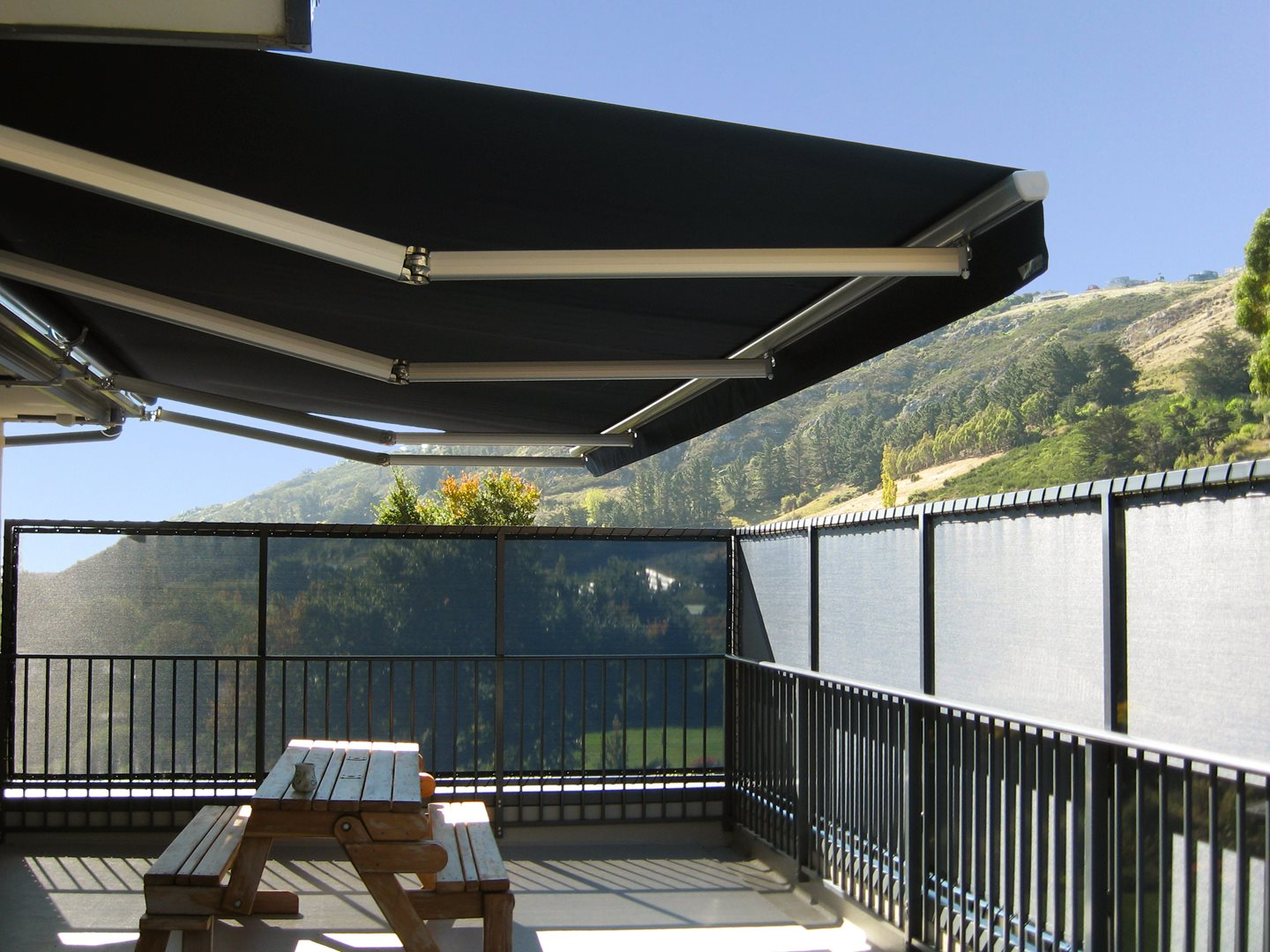 Retractable Euro Awnings Johnson Amp Couzins